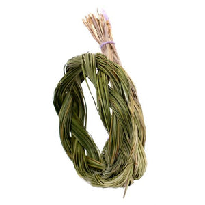 Sweetgrass Smudge