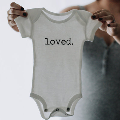 Loved Onesie - New Genes Maternity Wear