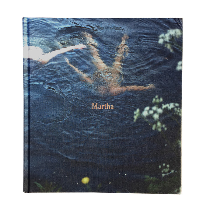 'Martha' by Siân Davey - signed
