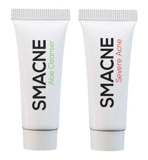 SMACNE Severe Acne 30 Day Kit