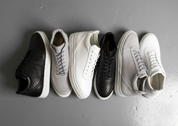 Project Nord: The first Scottish luxury sneaker label