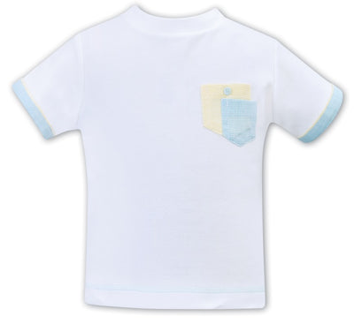 Sarah Louise Baby Boys T- Shirt SKU  011960- S/S20