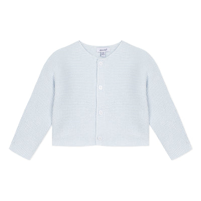 Absorba Baby Boys Pale Blue Cardigan SKU 9P18001-41