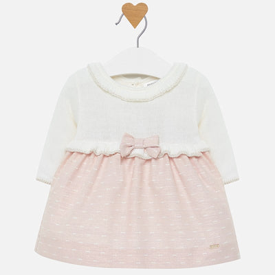 Mayoral Baby Girls Makeup Dress - SKU -2817-48
