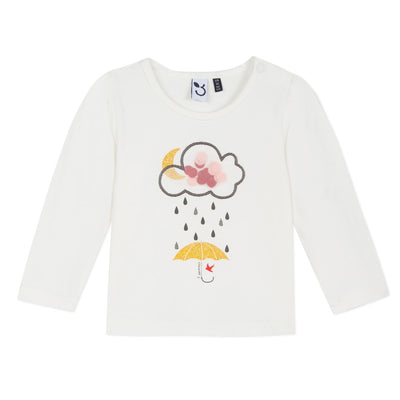 3pommes Girls Cloud T-Shirt