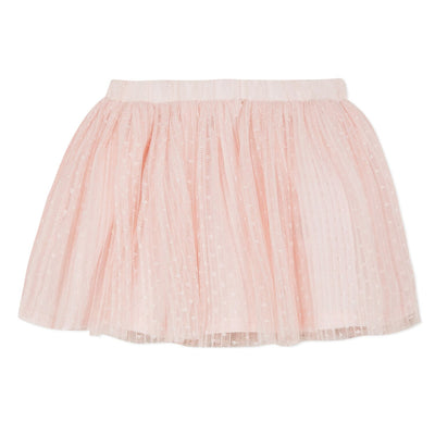 3pommes Girls Rose Tulle Skirt SKU 3P27002-32