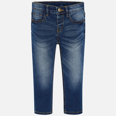 Mayoral Boy Slim fit basic jeans  SKU- 515-82 - S/S2O