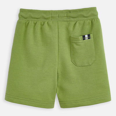 Mayoral Boy Green Sporty Shorts