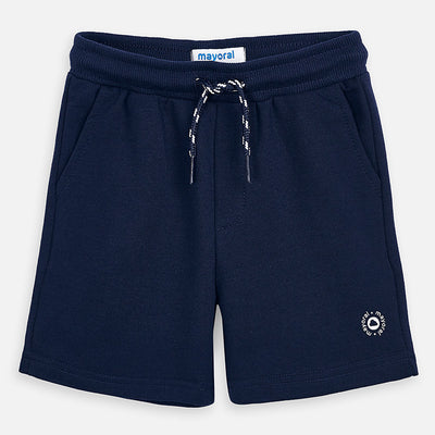 Mayoral Boy Navy Sporty Shorts