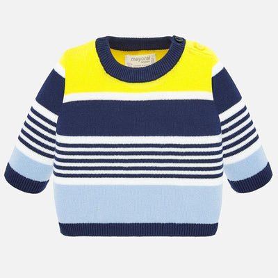 Mayoral Baby Boys Pineapple Sweater  SKU 1319-85  - S/S20