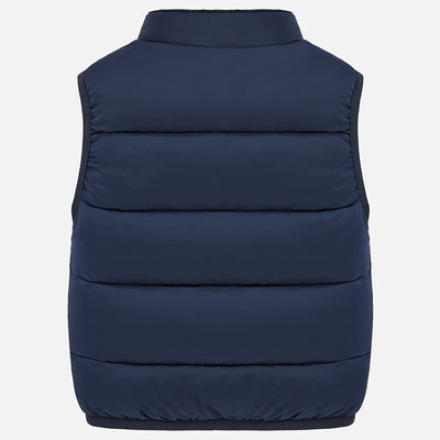 Mayoral Baby Boys Navy Padded gilet