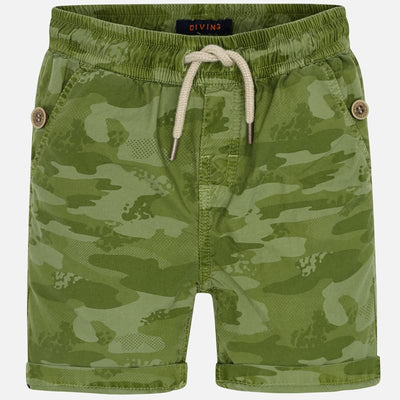 Mayoral Boys Patterned shorts with drawstring  SKU  3264-15 -S/S2O