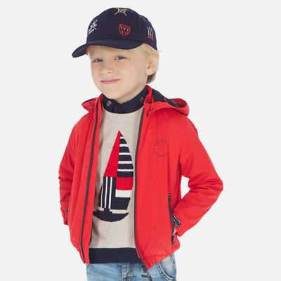 Mayoral Boys Hibiscus New Lab S /S MYRL Windbreaker  SKU  3454-74  S/S2O