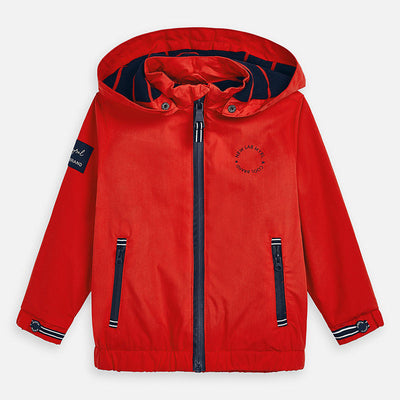 Mayoral Boys Red Windbreaker