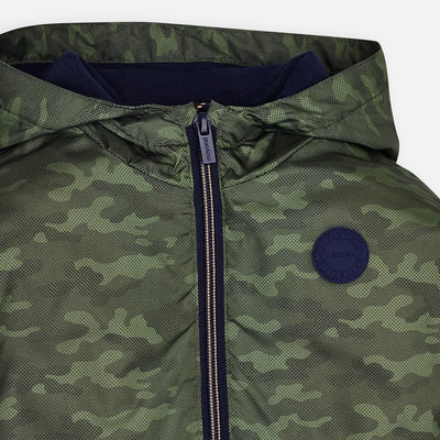Mayoral Boy Camouflage Windbreaker
