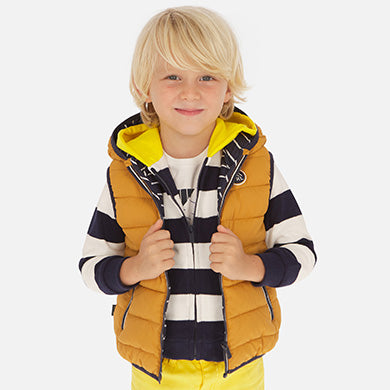 Mayoral Boy Padded Gilet  SKU- 3459-19 - S/S2O