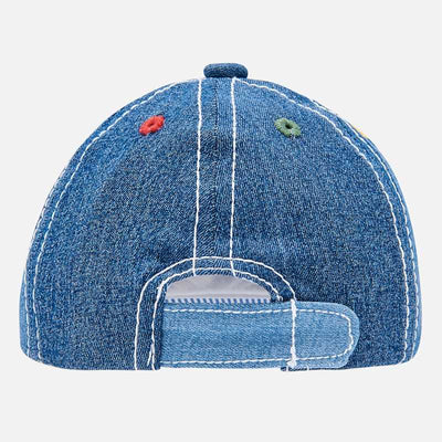 Mayoral Baby Boys Denim Cap
