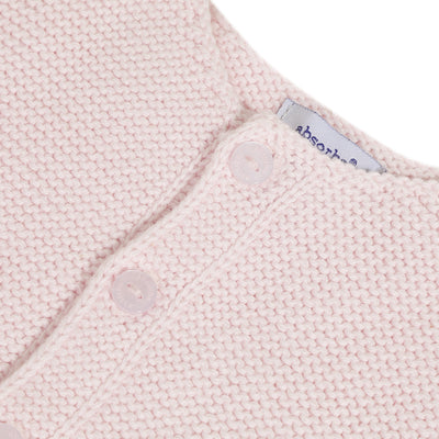 Absorba Rose Pink Baby Cardigan