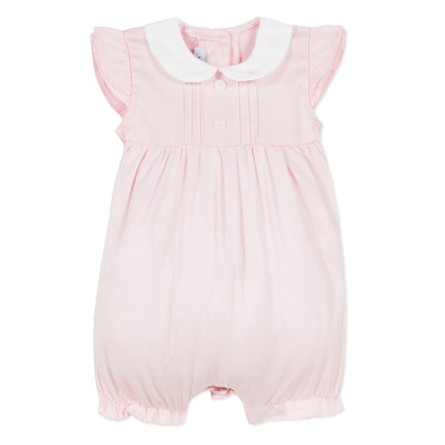 Absorba Baby Rose Pink All in One  SKU 9Q33101-30 S/S20