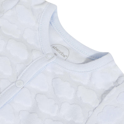 Absorba Baby Blue Cloud Babygrow