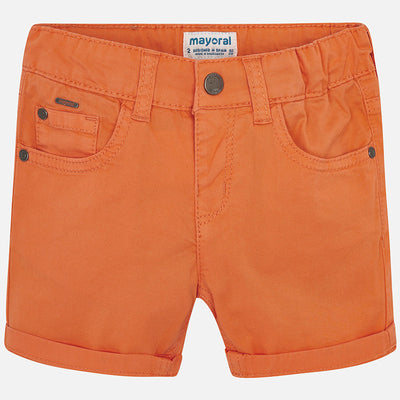 Mayoral Boys Passion fr Basic 5 pockets twill shorts