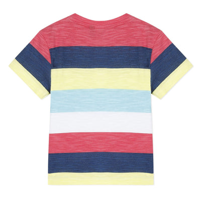 3Pommes Boys Striped T-Shirt
