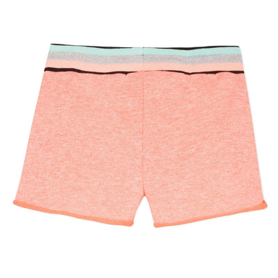 3Pommes Girls Orange Sporty Shorts
