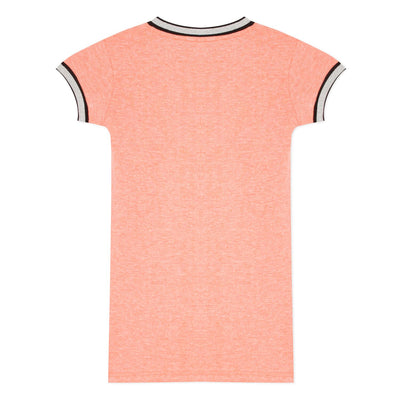 3Pommes Girls Orange Miami Dress