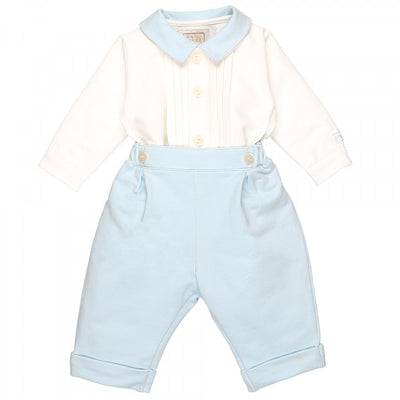 Emile et rose Roland Traditional Baby Boys Smart Outfit  SKU 6432pb