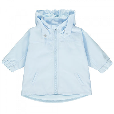Emile et Rose Sherlock Blue Showerproof Jacket