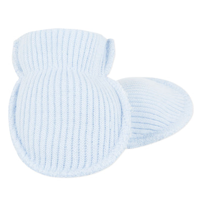 Absorba Blue Scratch Mittens
