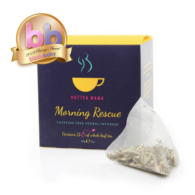 Morning Rescue Mummy Tea