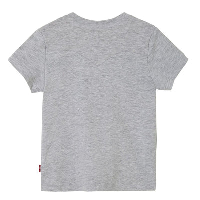LEVI'S  Short Sleeve Grey Mel Horses T-Shirt - SKU - NN10144