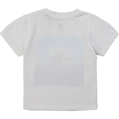 Timberland Boys Unique White T-Shirt