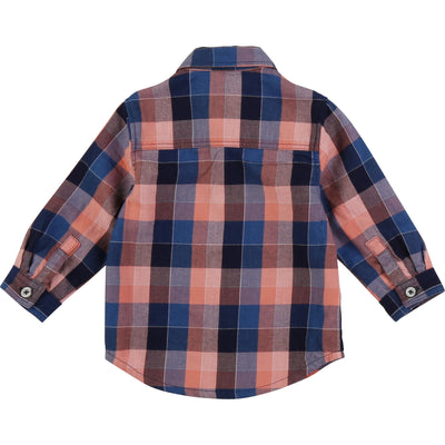 Timberland Boys Checked shirt