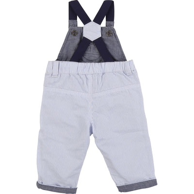 Timberland Boys Reversible Cotton Dungarees