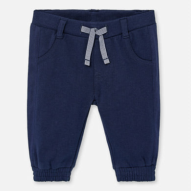 Mayoral Baby Boys Navy Joggers