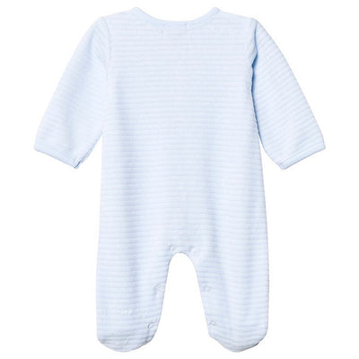 Absorba Baby Boys Pale Blue All in one  SKU 9P54141-41