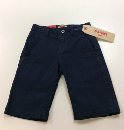 Dress Blue Bermuda Chino - SKU - NN25027