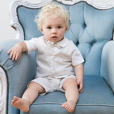Perry Smart Occasion Baby Boys Outfit  SKU  9519st