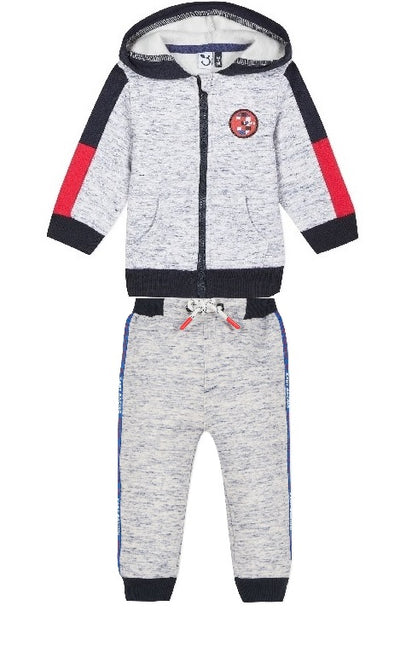 3pommes Boys Mini Champion Tracksuit  SKU 3P17033-3P23013