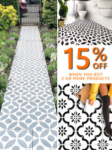 Stencils UK at 15% discount