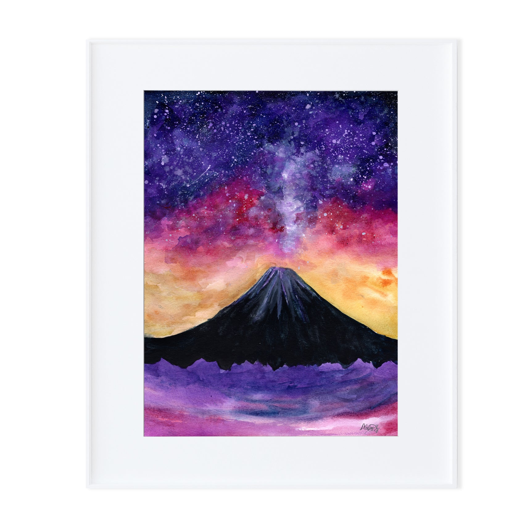 Galaxy Sky-Prints-Morning Blossom Studio