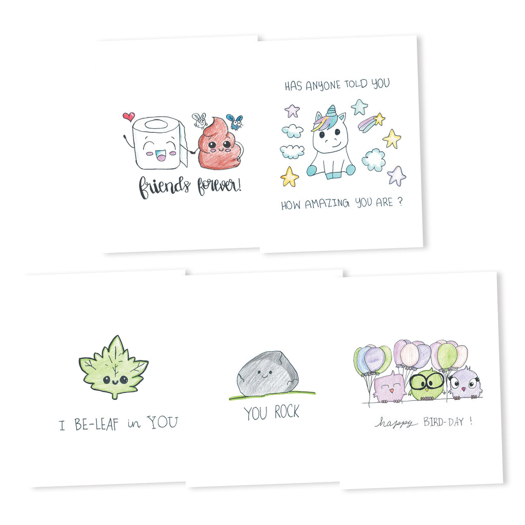 Pun Cards Set 1