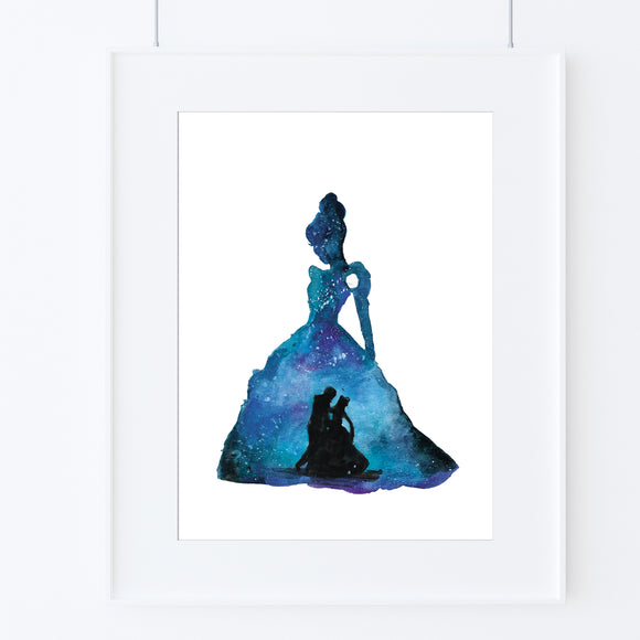 Cinderella-Prints-Morning Blossom Studio