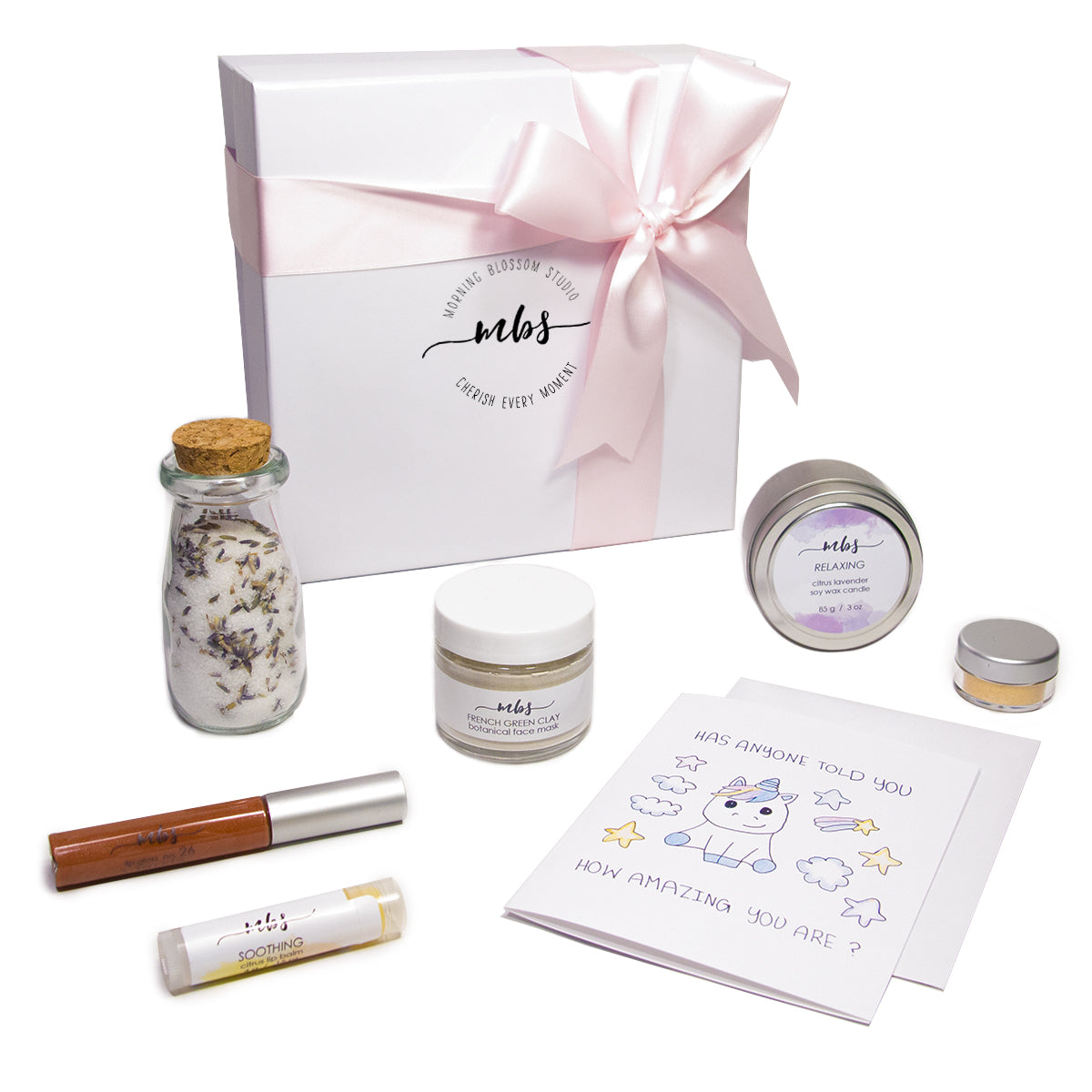 Pamper Gift Set 3-Gifts-Morning Blossom Studio