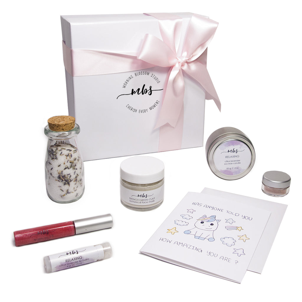 Pamper Gift Set 1-Gifts-Morning Blossom Studio