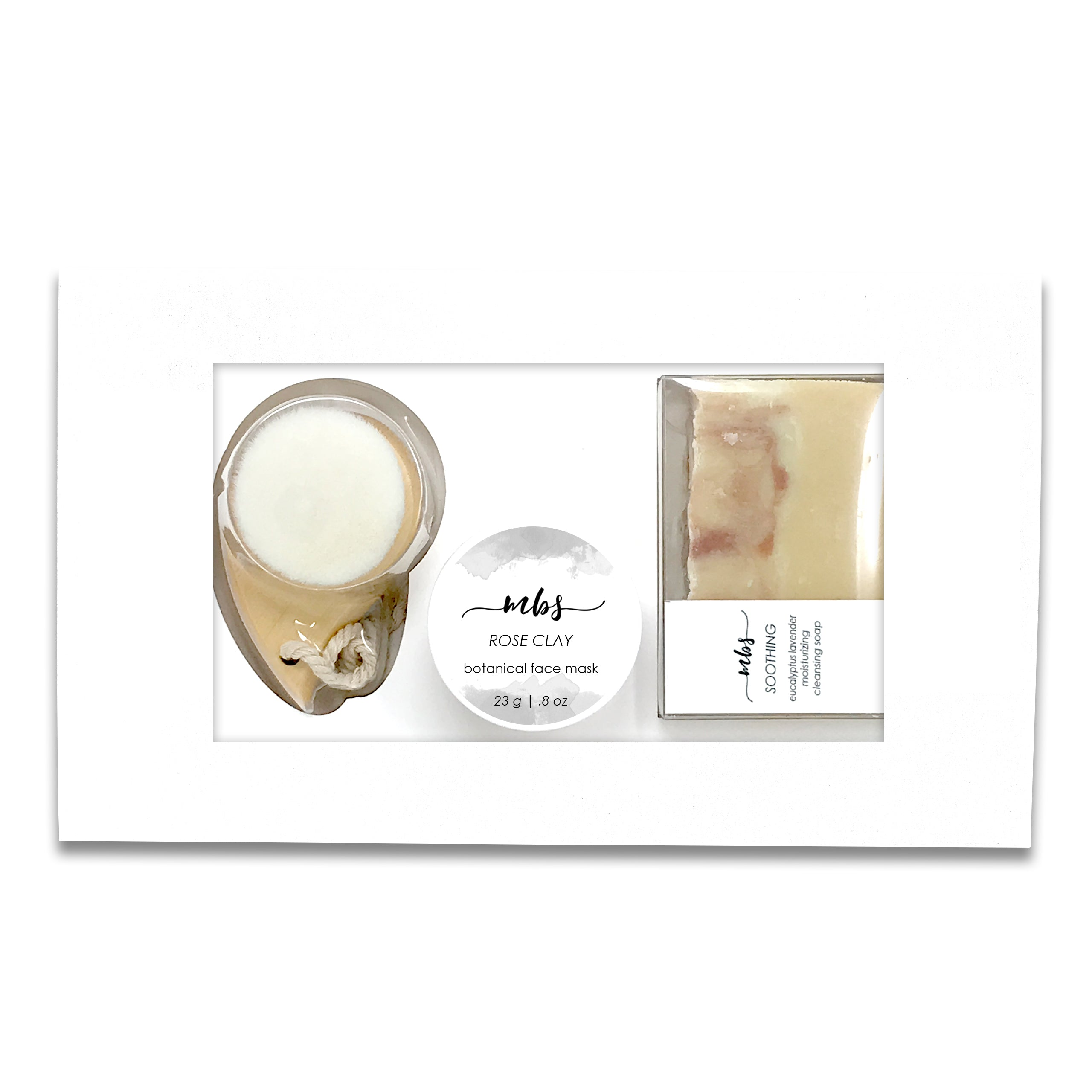 Face Care Trio 3-Gifts-Morning Blossom Studio