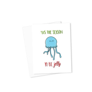 'Tis the Season to be Jelly Card-Cards-Morning Blossom Studio