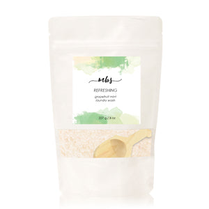 Grapefruit mint laundry wash-Laundry Wash-Morning Blossom Studio